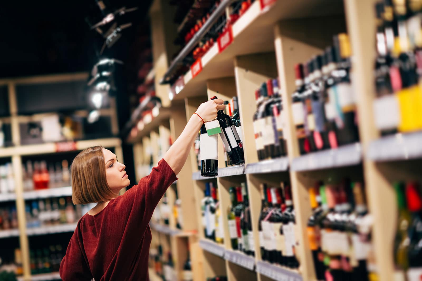 Spiking Alcohol Sales and Declining Rehab Enrolment