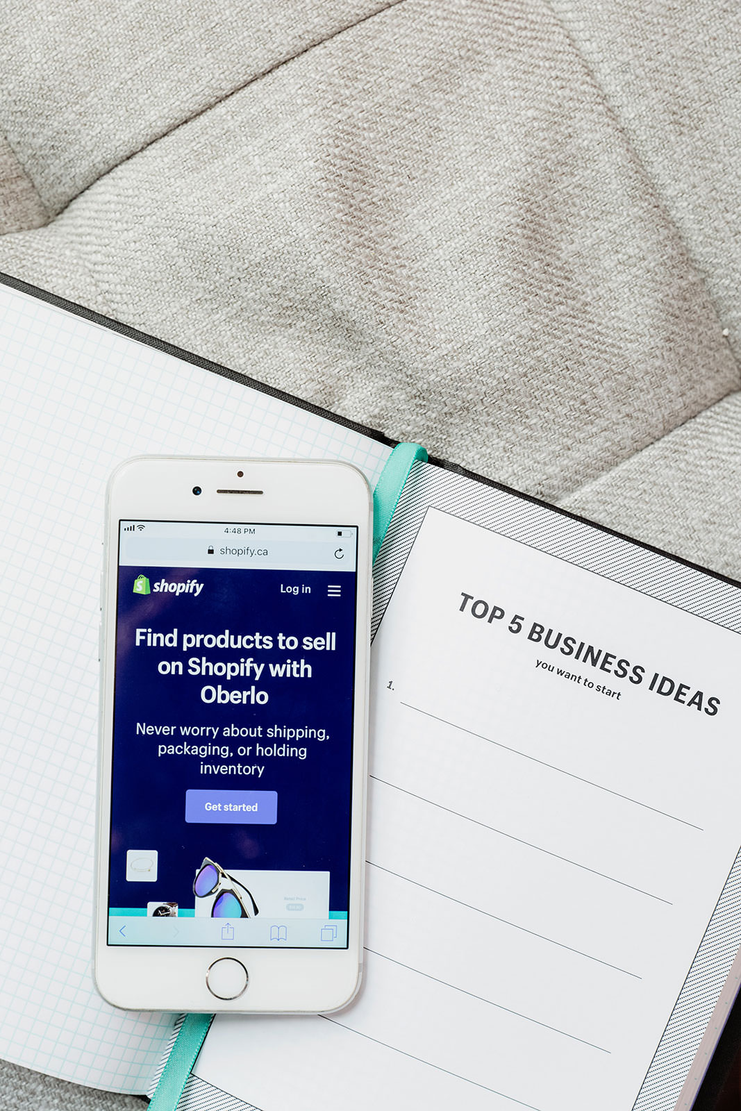 shopify business ideas