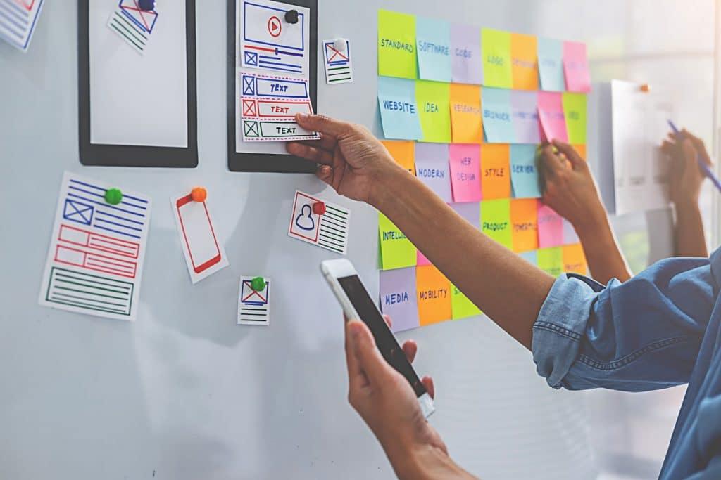 Search engine optimization services: Content Planning Briefs