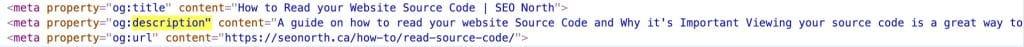 SEO Plugin Meta Description Code Example