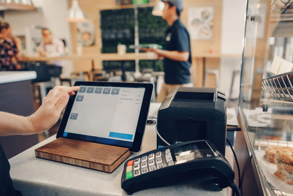 Small business POS