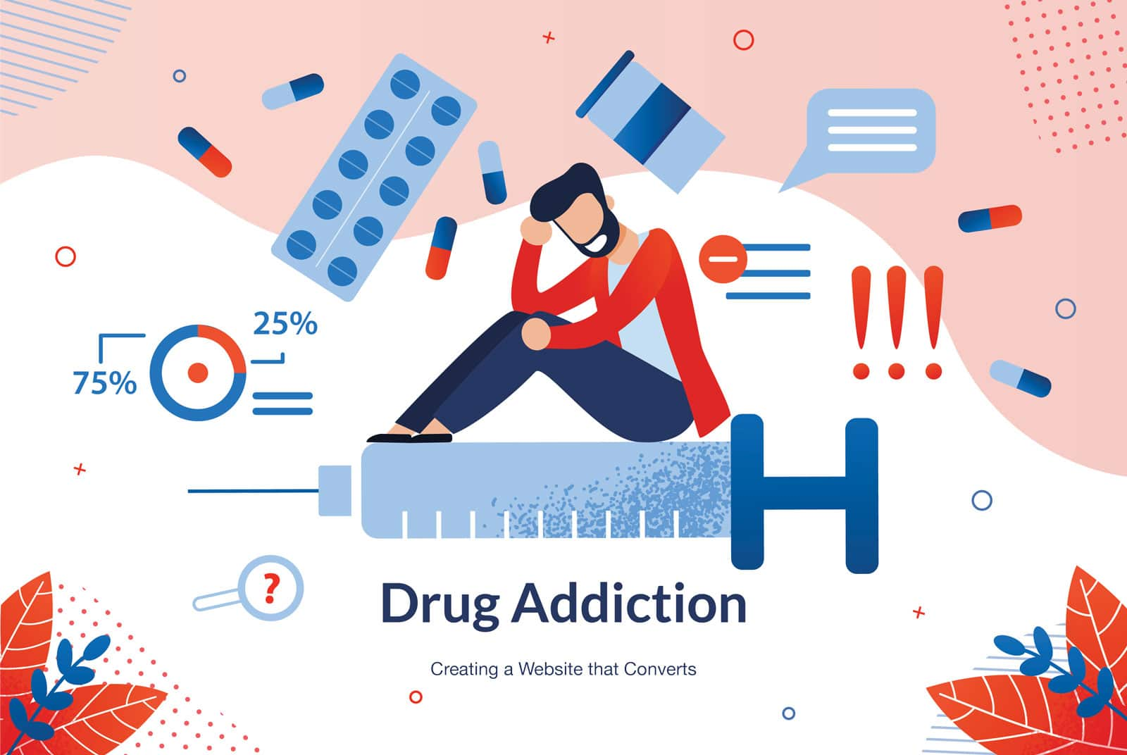 Addiction Treatment Facility Websites: Creating a Website that Converts